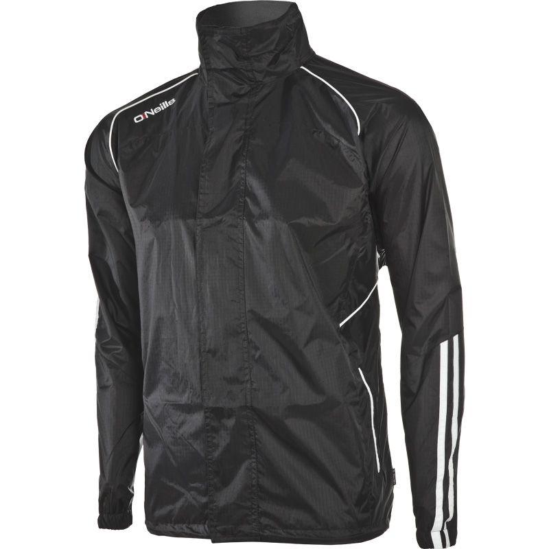 7134aaffb Apex Rain Jacket (Black/White)