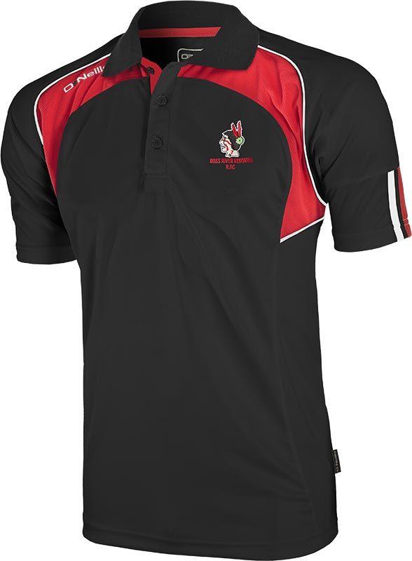 Ross River Redskins Apex Polo Shirt (Kids)  024eae6f1