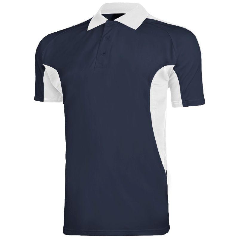 4200de94a Avery Polo Shirt (Navy/White)