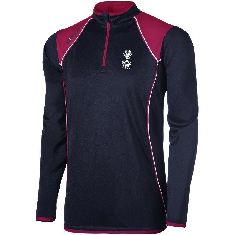 Liverpool Sefton Bailey Squad Half Zip Training Top  5be13e854
