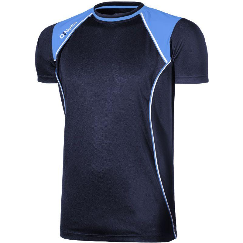 5cc44756323 Bailey T-Shirt (Marine Sky White)