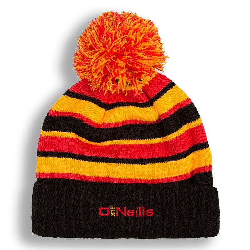 b2ba822131b Beacon Bobble Hats (Black Red Amber) (Kids)