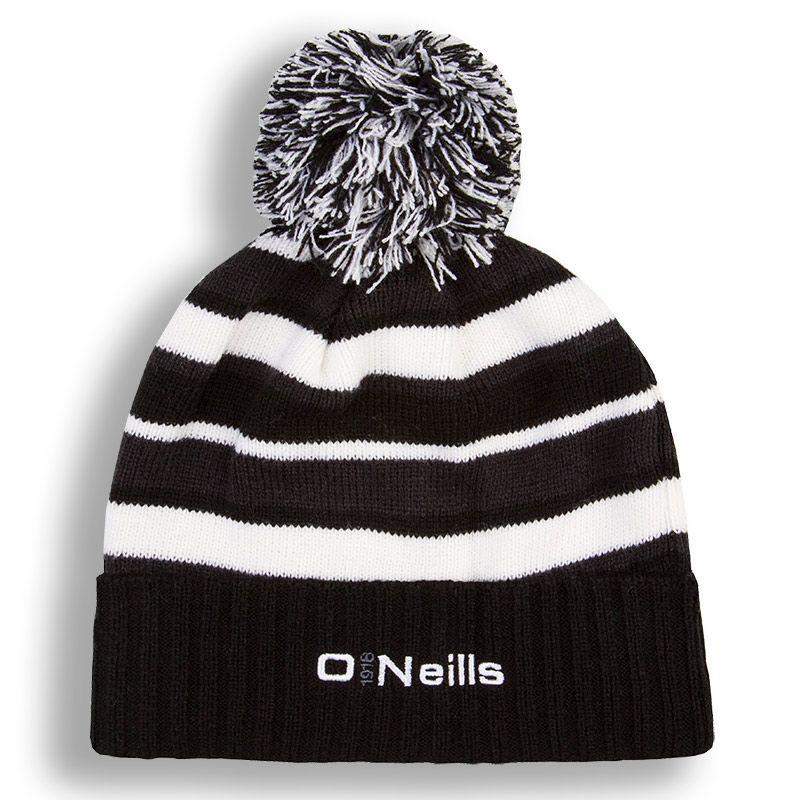 60e88838a Beacon Bobble Hats (Black/White) (Kids)