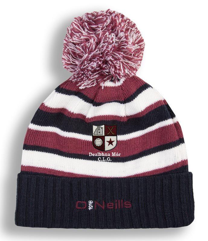 5610068852f Delvin GAA Beacon Bobble Hat