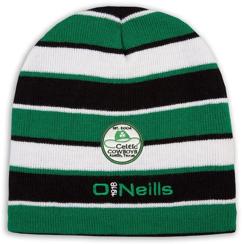 Celtic Cowboys GAA Beacon Beanie Hat  4c5fbb49a56