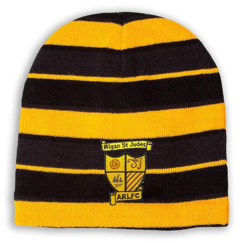 0e6cef14fd4 Wigan St Judes Beacon Beanie Hat