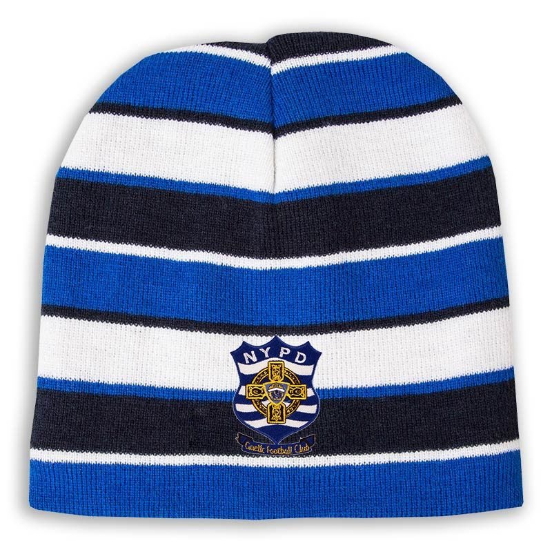 NYPD GAA Beacon Beanie Hat  22f8f1960772
