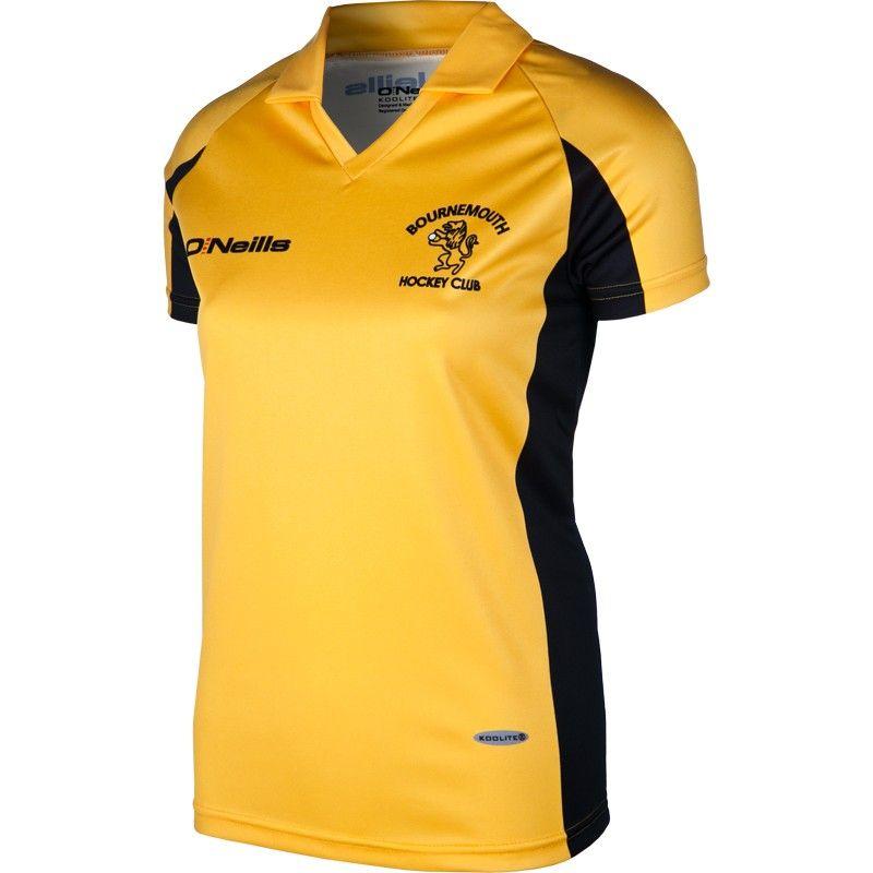 3e964f59a Bournemouth Hockey Club Ladies Club Shirt