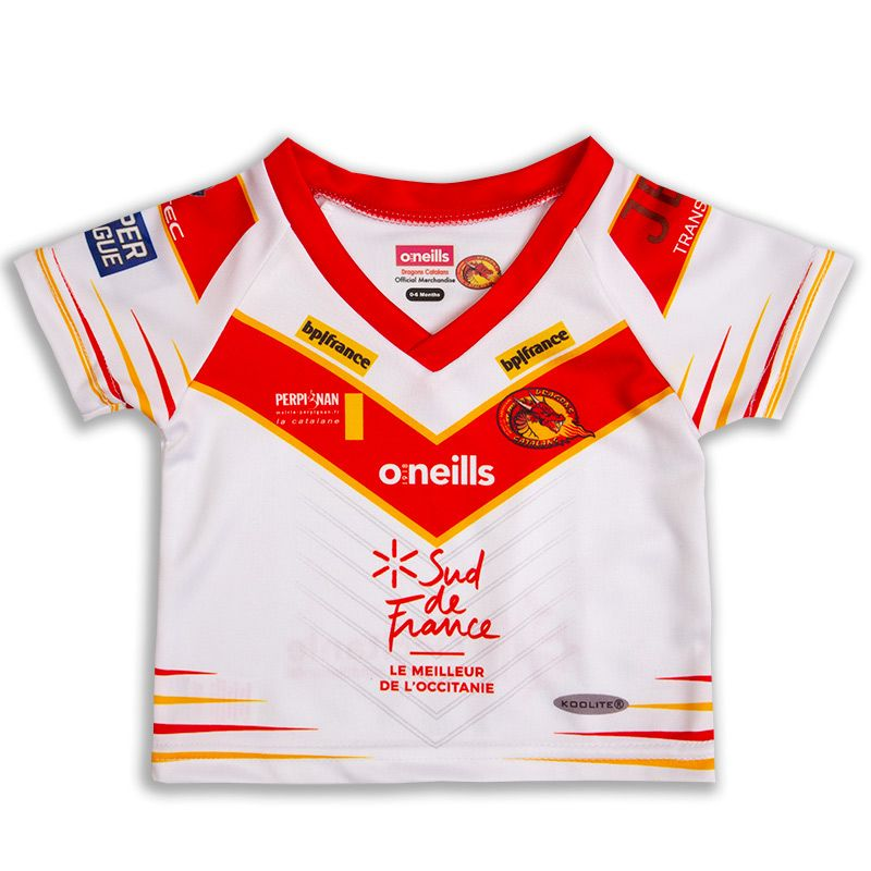 dbe98d519 Catalans Dragons Rugby Jersey (Toddler)