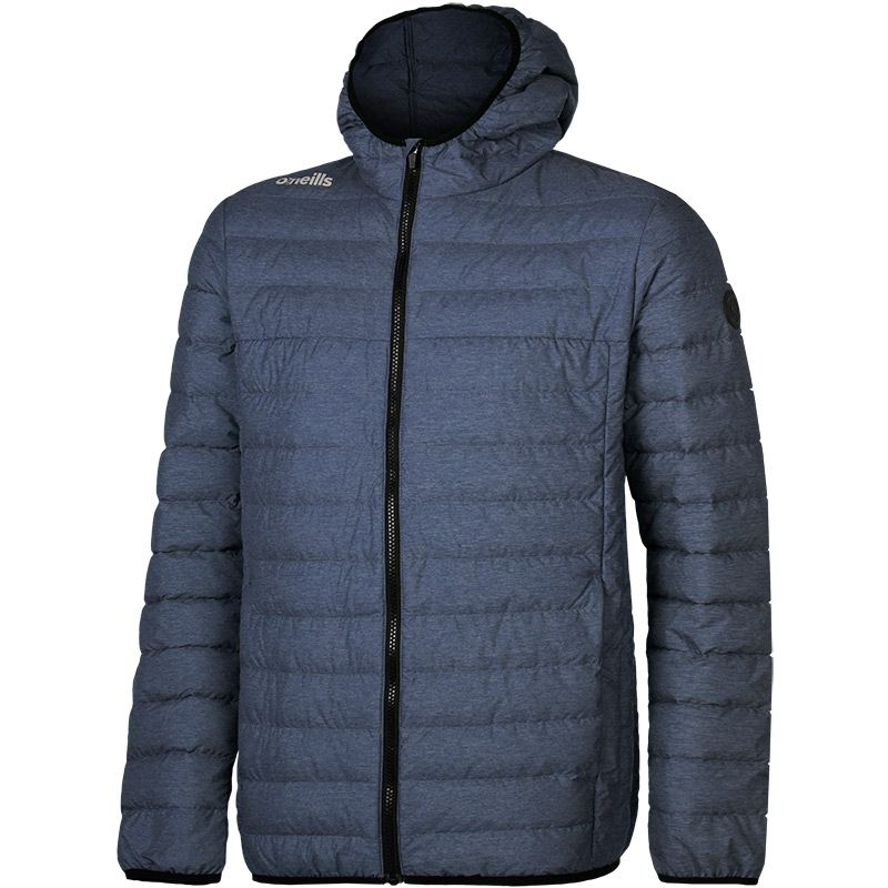 e3a059d98eb Chester Down Filled Hooded Jacket (Marl Marine)