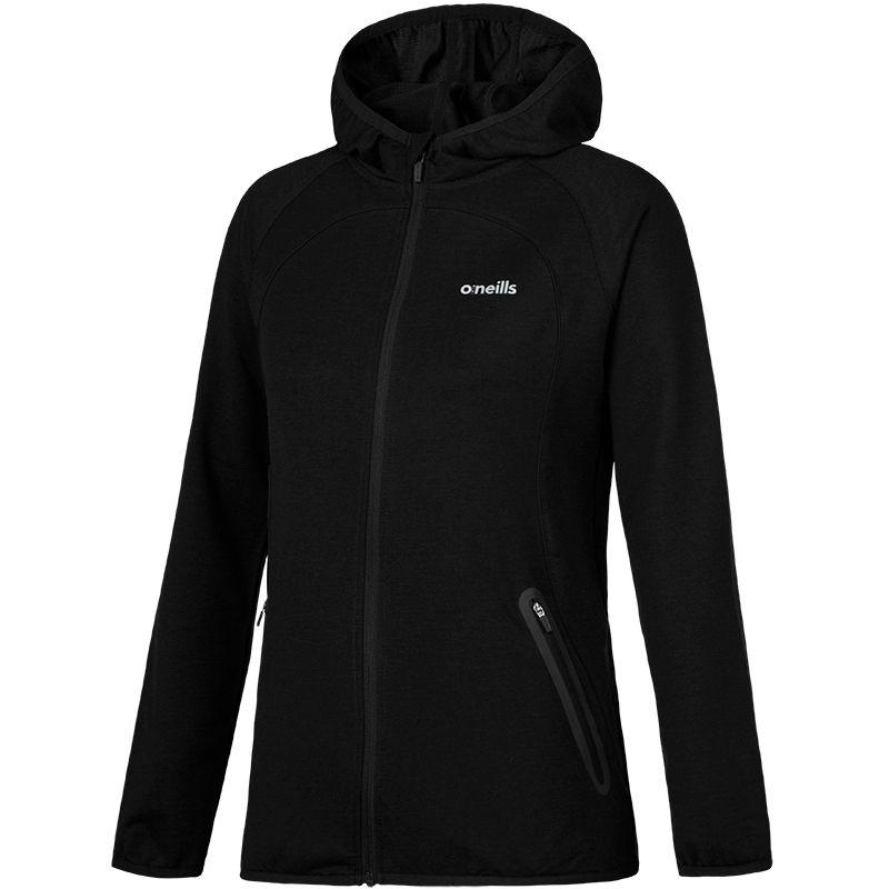 e850144d67 Dakota Full Zip Fleece Hooded Jacket (Black) | oneills.com