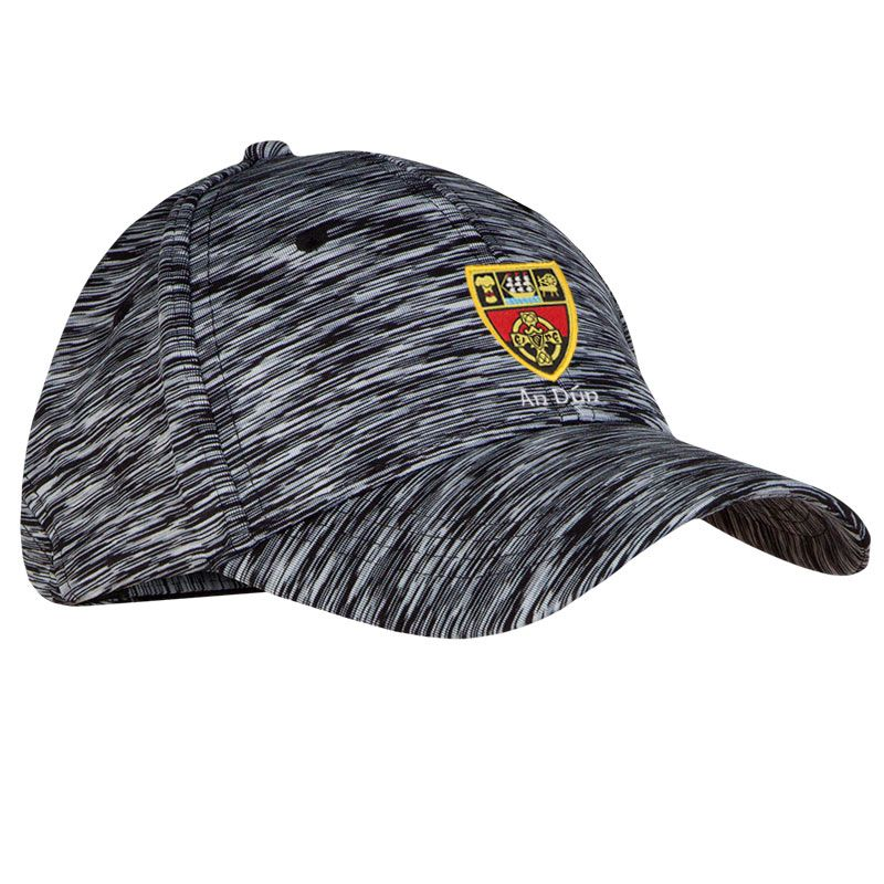 Down GAA Melvin Baseball Cap (Melange Black) (Junior)  570acdd8f325