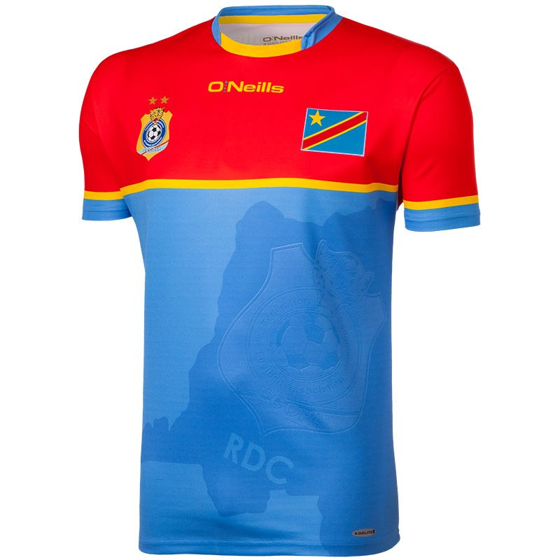 Democratic Republic Of Congo Home Jersey Oneills Com