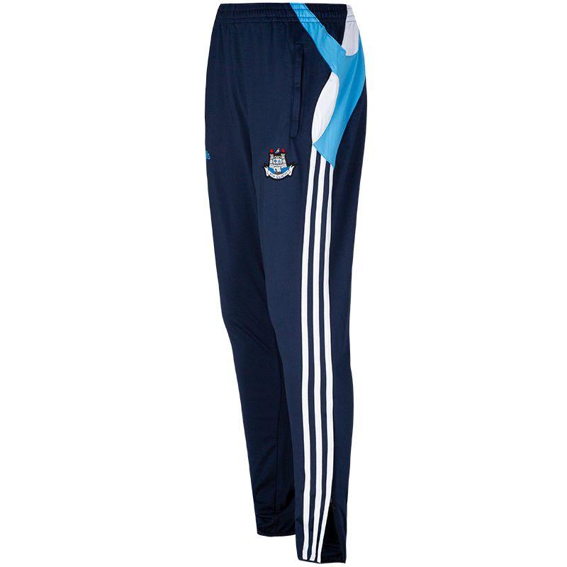 Dublin GAA Malone 3S Squad Skinny Pants (Marine/Sky Blue