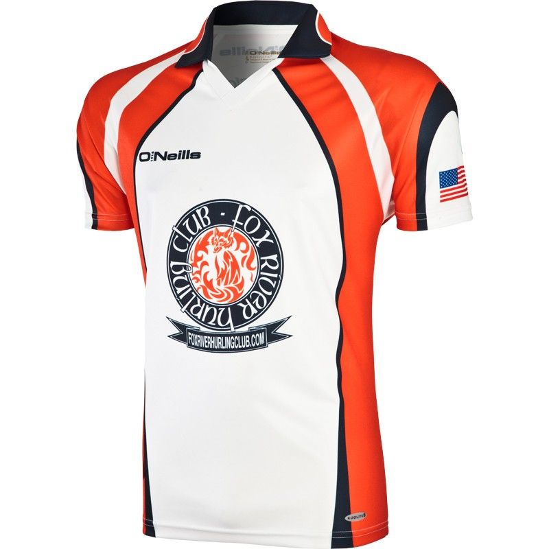 0b1b164d1 Fox River Hurling Club GAA Jersey (Kids)