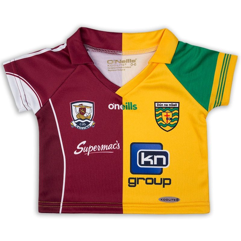 promo code 4f10d dcb3c Half and Half County Jersey (Baby)