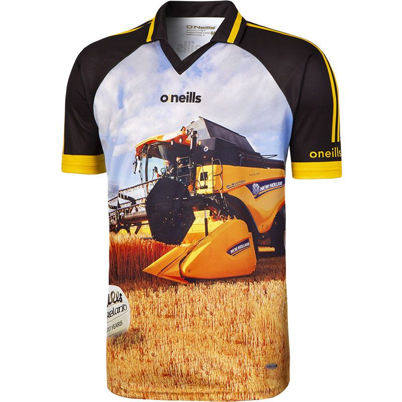 gold rush jersey