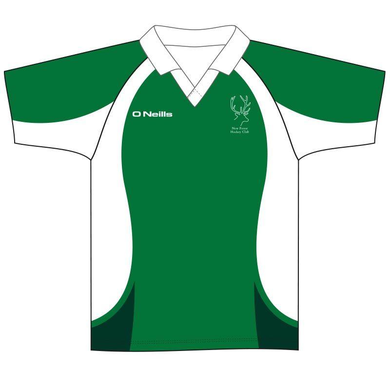 18139728 New Forest Hockey Kids Hockey Shirt (U8 & U10) | oneills.com - AUS