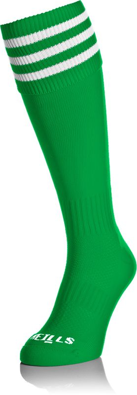 Premium Socks Bars (Green/White)