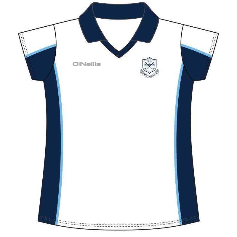 North Down Hockey Womens Hockey Shirt  b8c10a8d6f