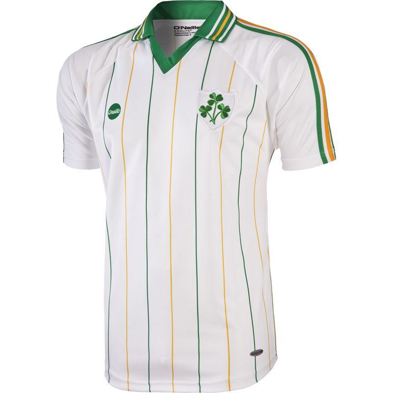 56284a287 Ireland Retro Away Jersey | oneills.com