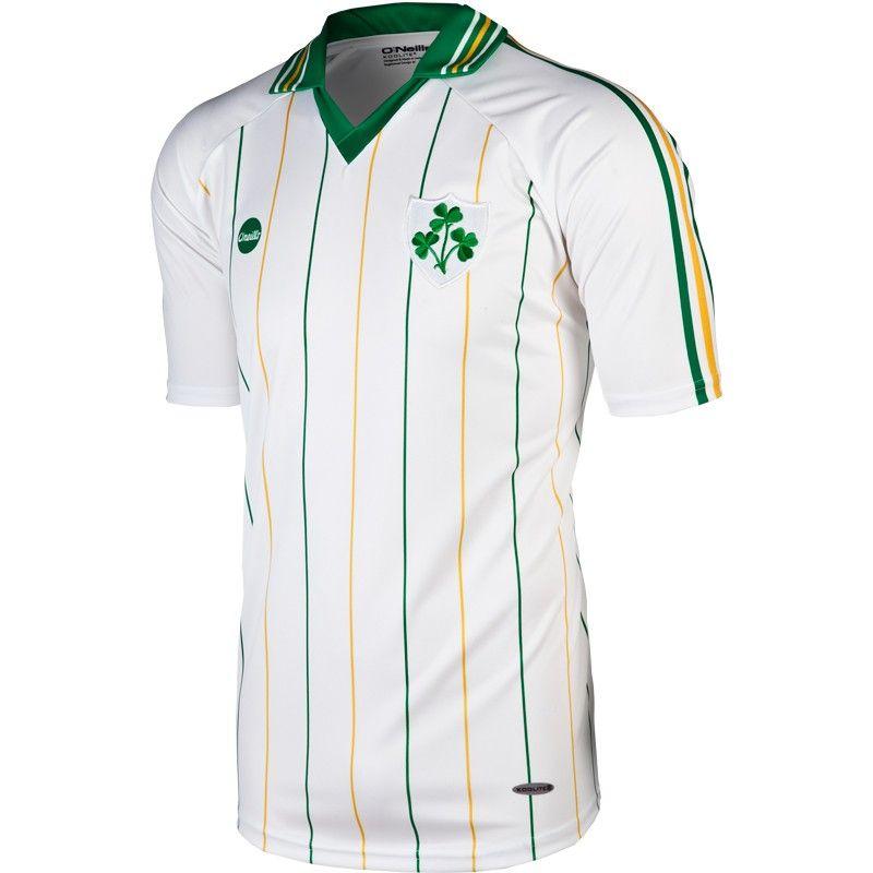 62fbf17d579a Ireland Retro Away 2-Stripe Jersey