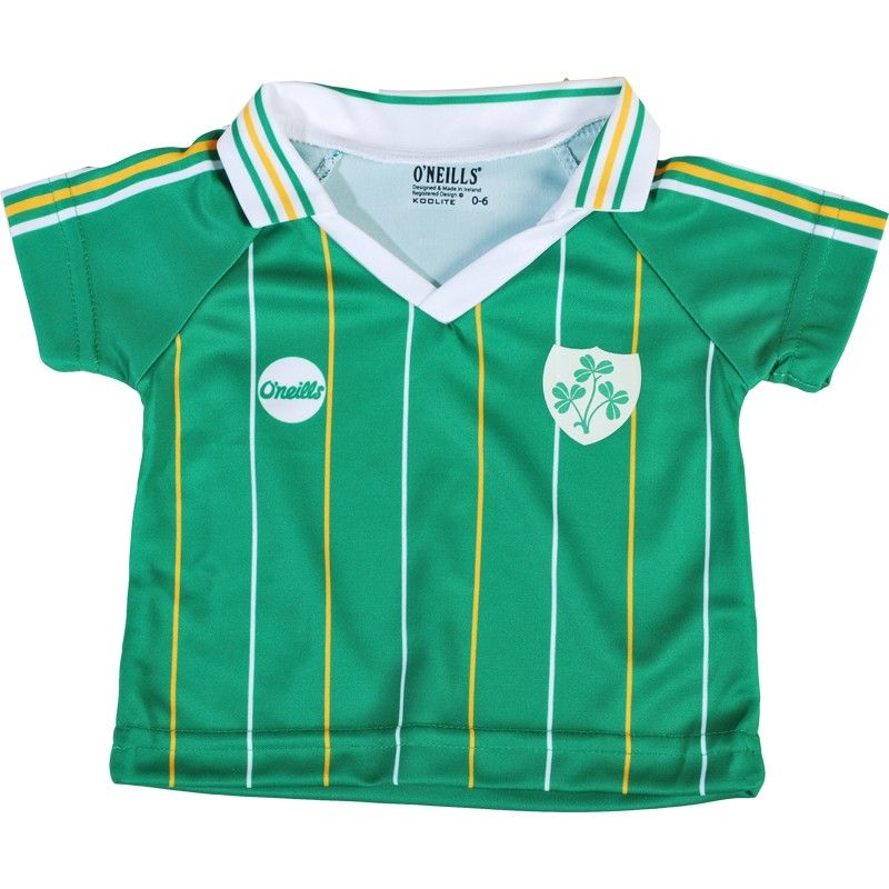 pick up 4f783 f778f Ireland Retro Baby Jersey
