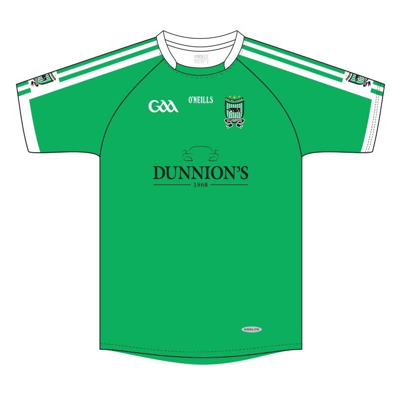 7d1e18407e0 Sean Mac Cumhaill's Dunnion GAA Jersey (Green) | oneills.com