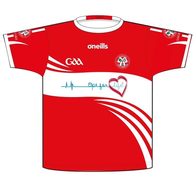 Glasgow Gaels GAA Jersey (Opt For Life)  79cff6603