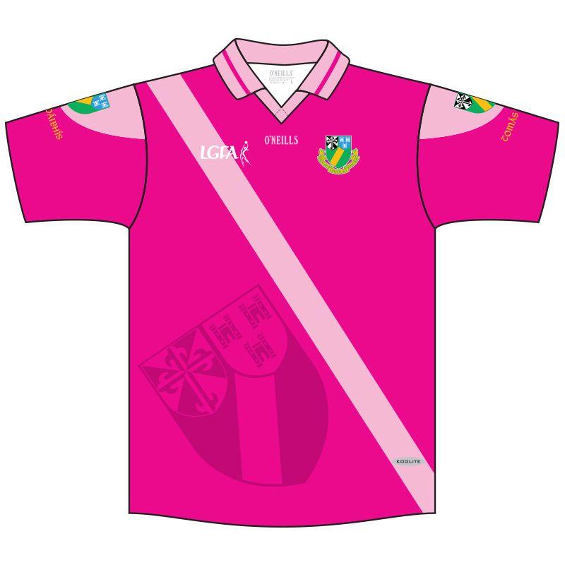 d0927c766 Thomas Davis Ladies Football Jersey (Pink) (Kids)