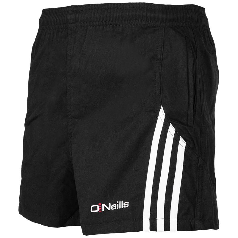 Lineout Rugby Shorts (Pocket) (Black) | oneills com
