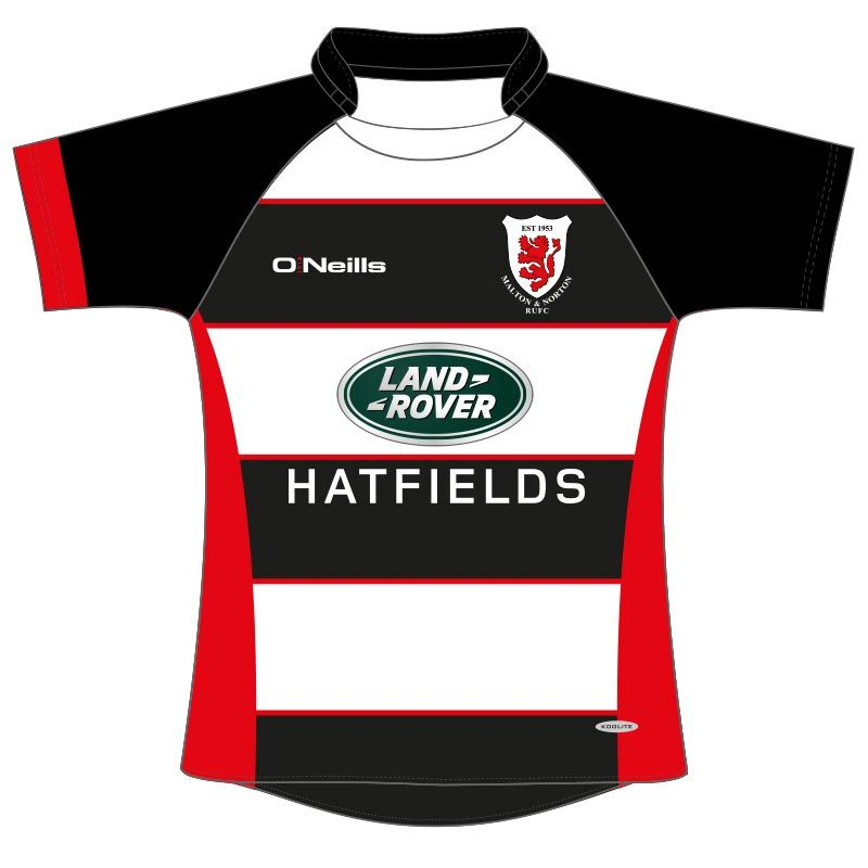 5529989a60774 Malton   Norton RUFC Womens Rugby Jersey (Kids)