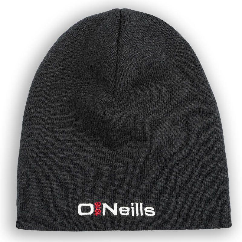 951f115d4bd58 Marley Plain Beanie Hat (Black)