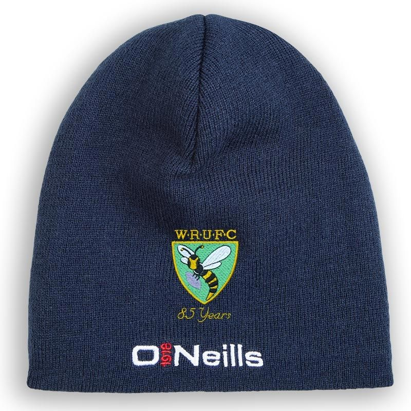 856e8f013 Woodville Rugby Beanie Hat (85th Anniversary Crest)