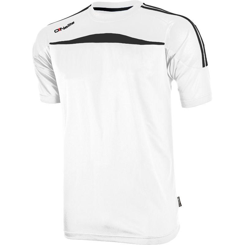 Marley T-Shirt (White/Black)