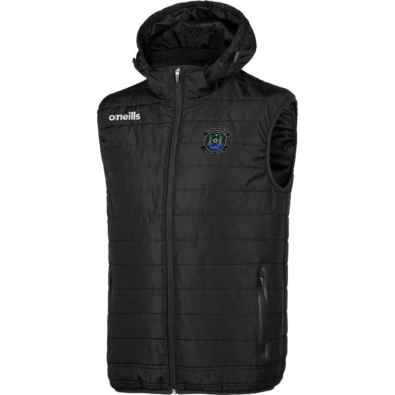308d1fdbc1e Mayfield United AFC Solar Boys Hooded Gilet