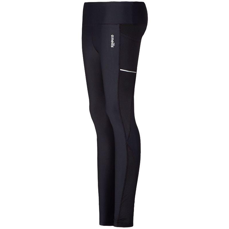 56cd3d863a Montana Full Length Leggings (Black Silver)