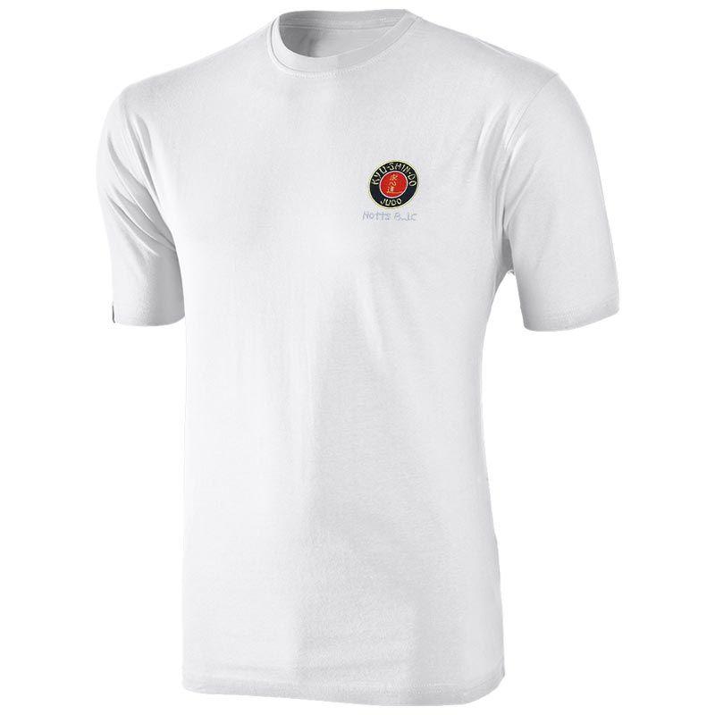 Nottinghamshire Bjc Judo Basic T Shirt Kids Oneills Com
