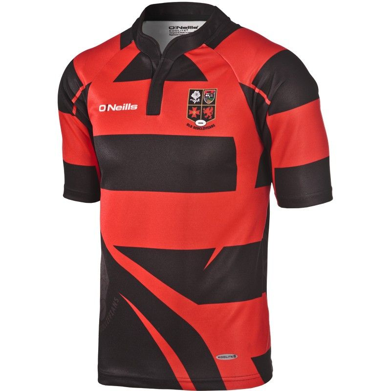 Old Reds RFC Rugby Jersey