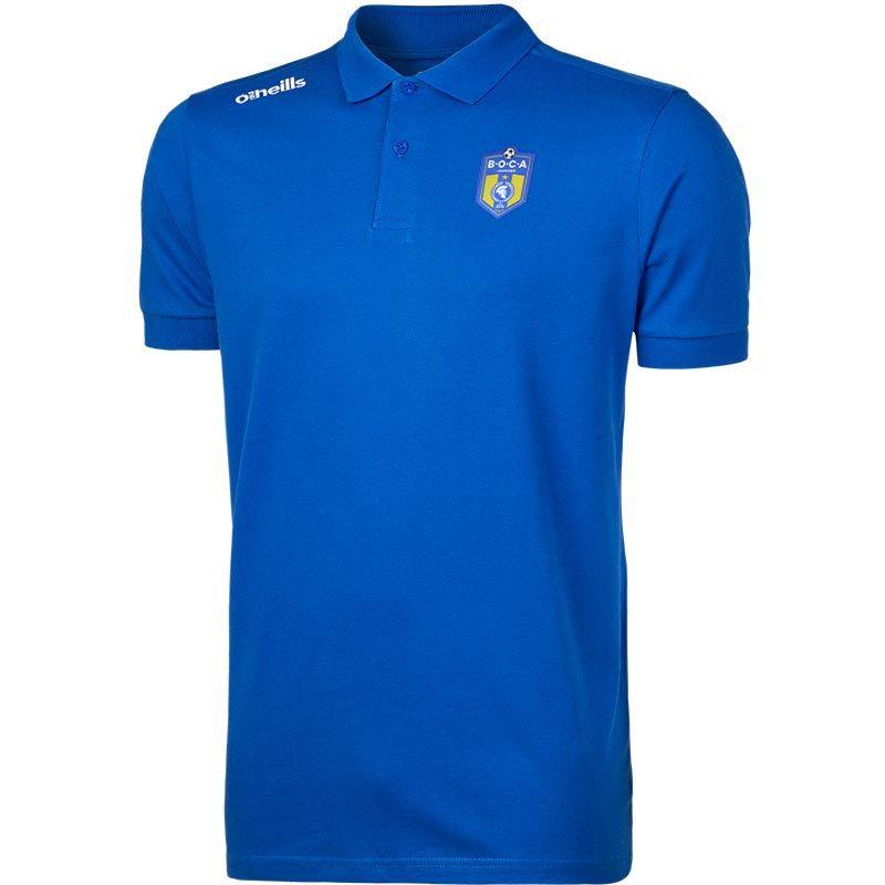 reputable site 91de7 0bb1b BOCA Juniors Portugal Cotton Polo Shirt