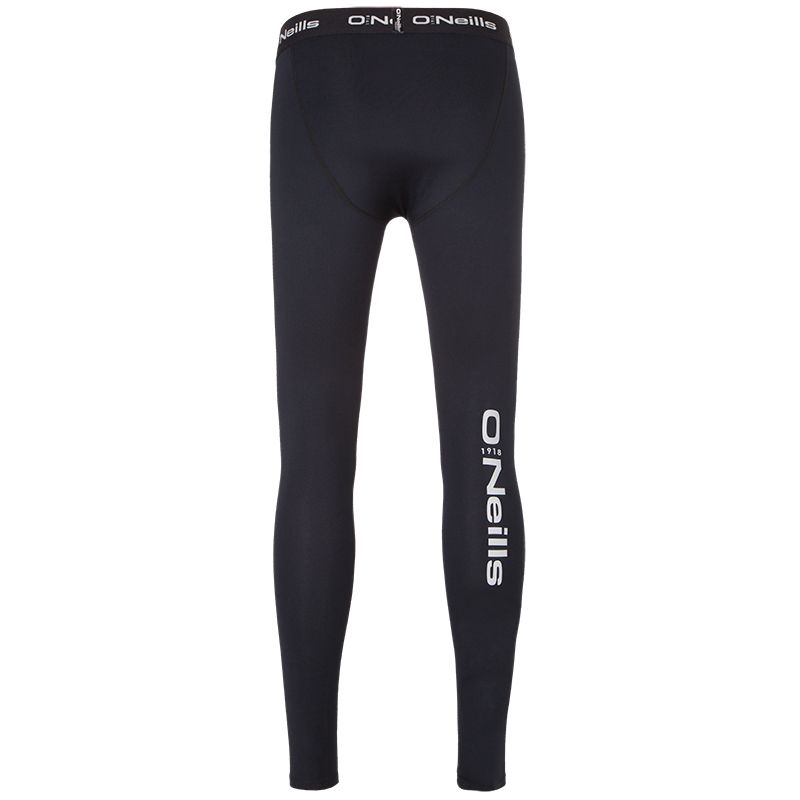 ba67e7ffeaabf Home; Pro Body Fleece Lined Leggings (Black/Silver). View Full Details