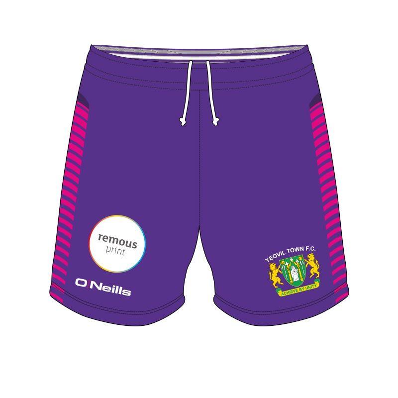 b06ed2a6922 Yeovil Town Ladies FC Goalkeeper Soccer Shorts Kids (Home)
