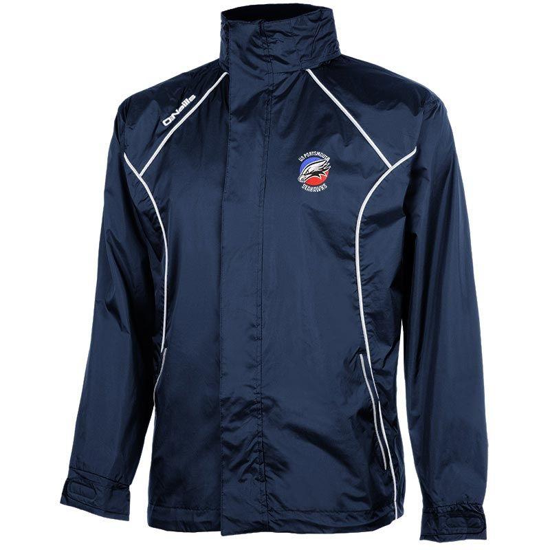 super cute 3a646 5f851 US Portsmouth Seahawks Bailey Rain Jacket (Kids)