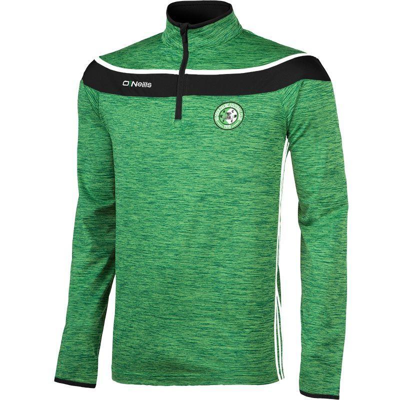 low priced 397a8 54dfe Kilcock Celtic FC Slaney 3s Brushed Half Zip Training Top (Kids)