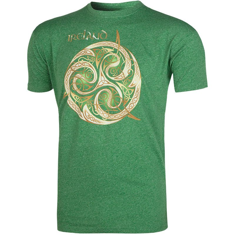 Celtic Knot T-Shirt (Grindle Green)