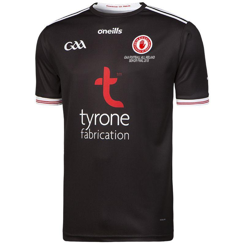 designer fashion 1a1a0 b23e6 Tyrone GAA All Ireland Replica 2-Stripe Final Goalkeeper Jersey