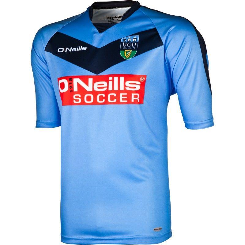 promo code 6bc43 14dbc UCD Soccer Jersey (Blue)