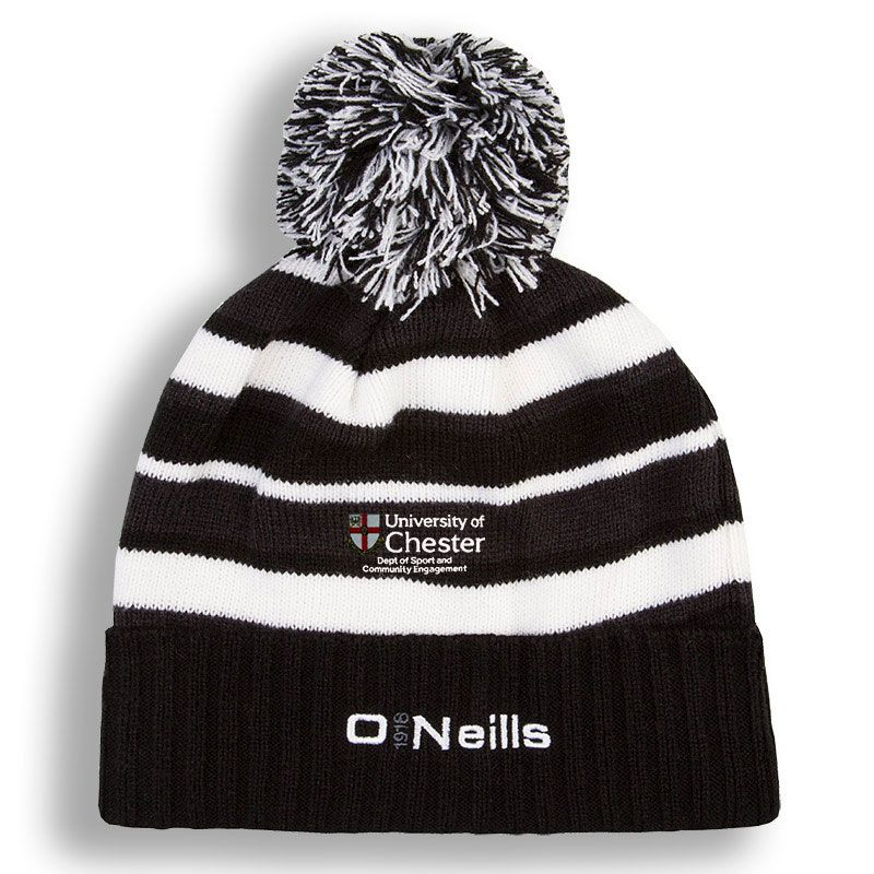356fe03b University of Chester (Department of Sport and Community Engagement) Beacon  Bobble Hat