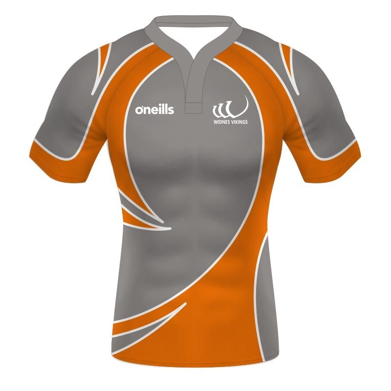 Widnes Vikings Rugby Jersey (Version 10)  def035b89