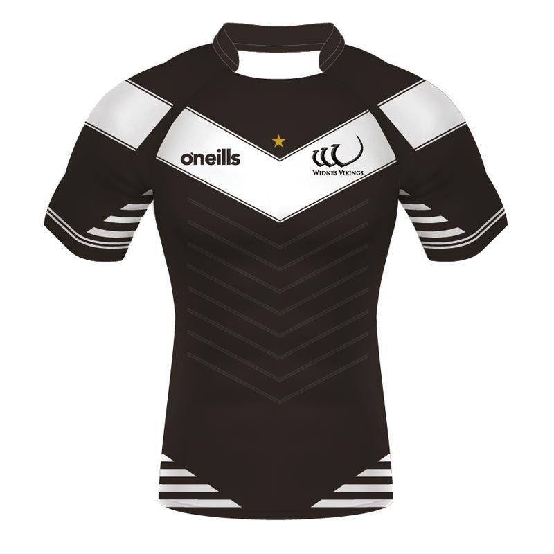 Widnes Vikings Rugby Jersey (Version 16)  edd2aa7f7
